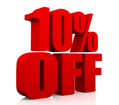 10 off coupon 6pm