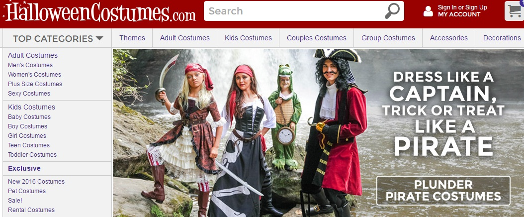 how halloween costumes coupon codes and deals work