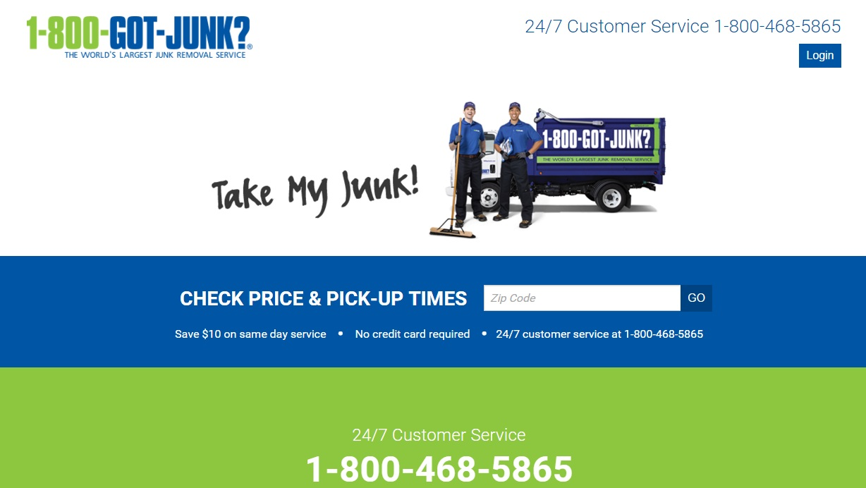 Junk removal business cards images free business cards get 1 800 got junk coupons and promo code at discountspout 1 800 got junk contact magicingreecefo Choice Image