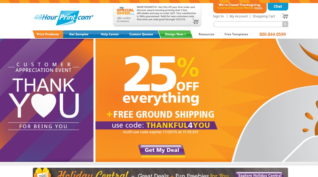 Get 48 Hour Print Coupons And Promo Code At Discountspout