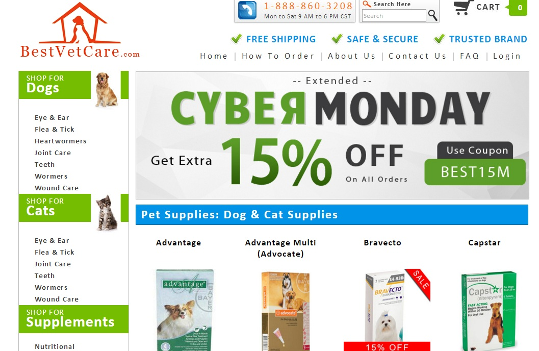 Discount coupons for click on care