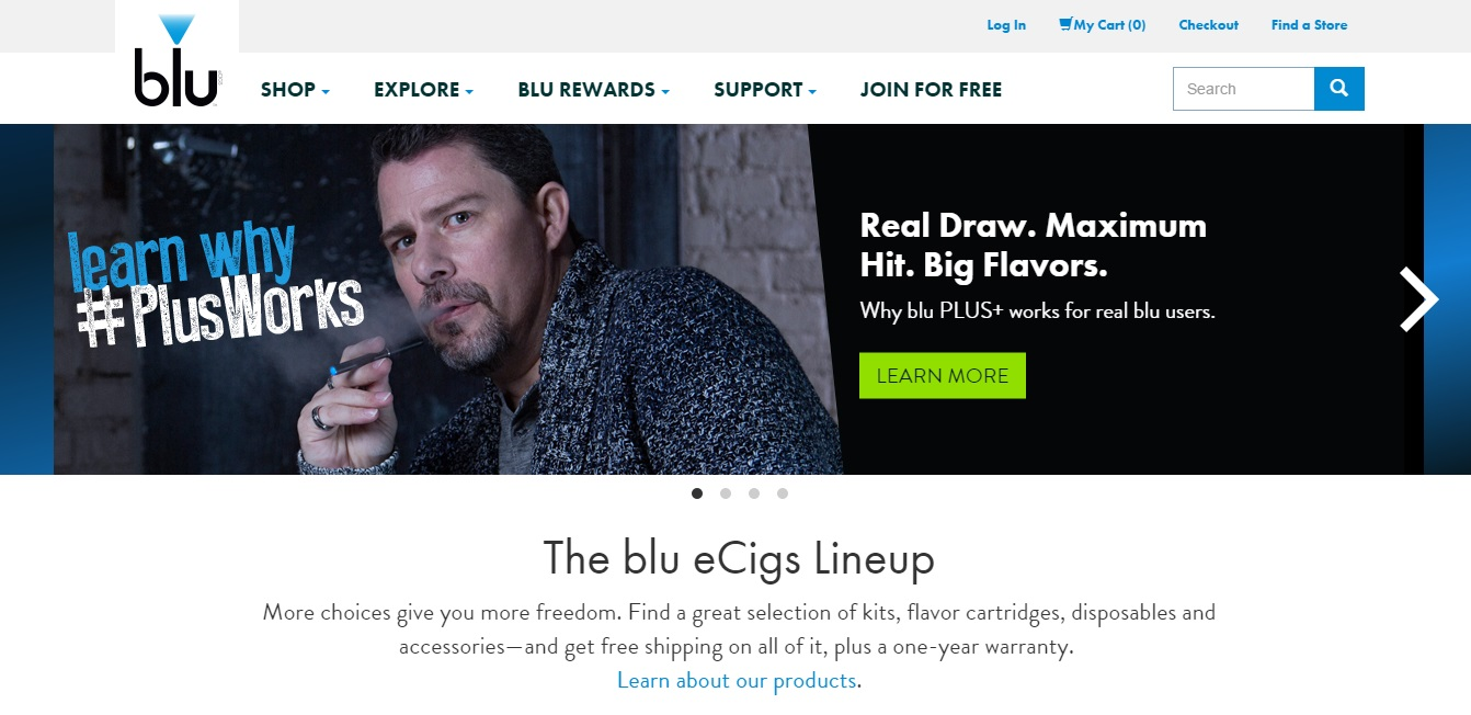 Discount coupons for blu e cigs