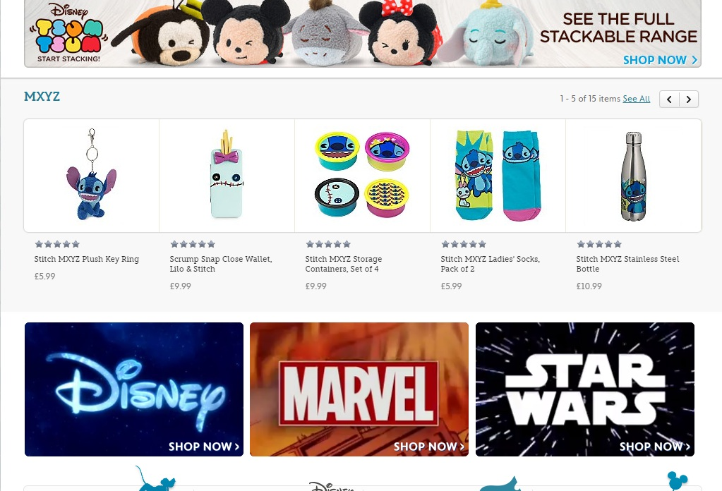Disney store discount coupon code