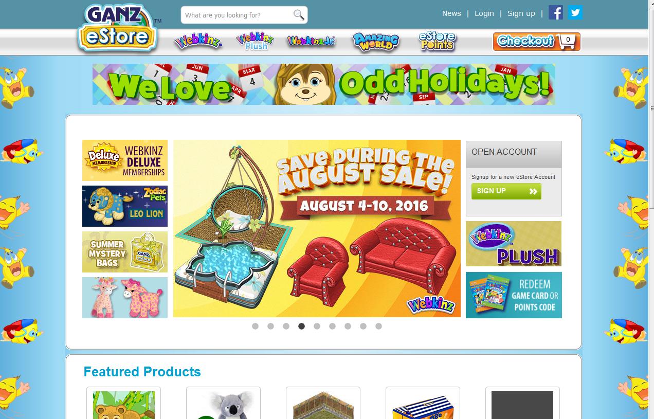 Get GANZ ESTORE Coupons and Promo Code at Discountspout com