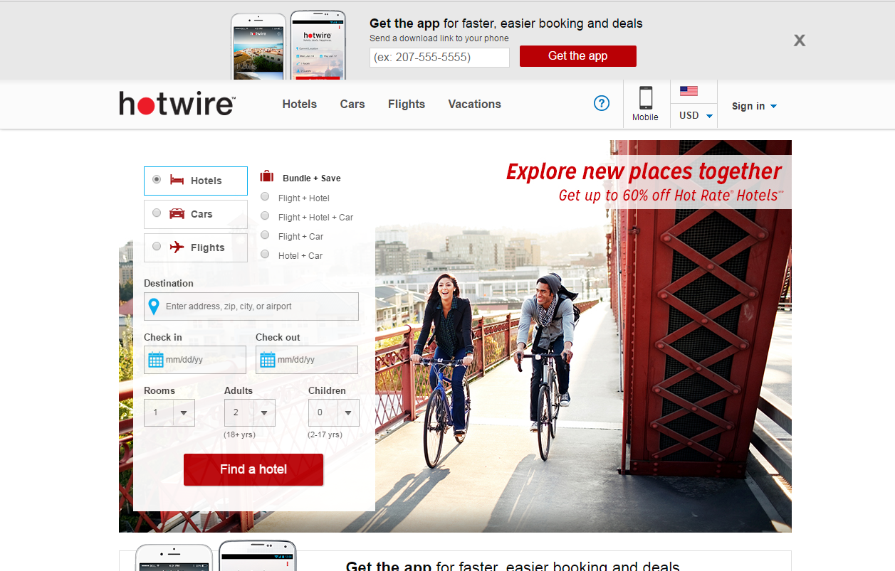 Get HOTWIRE Coupons and Promo Codes At Discountspout.com