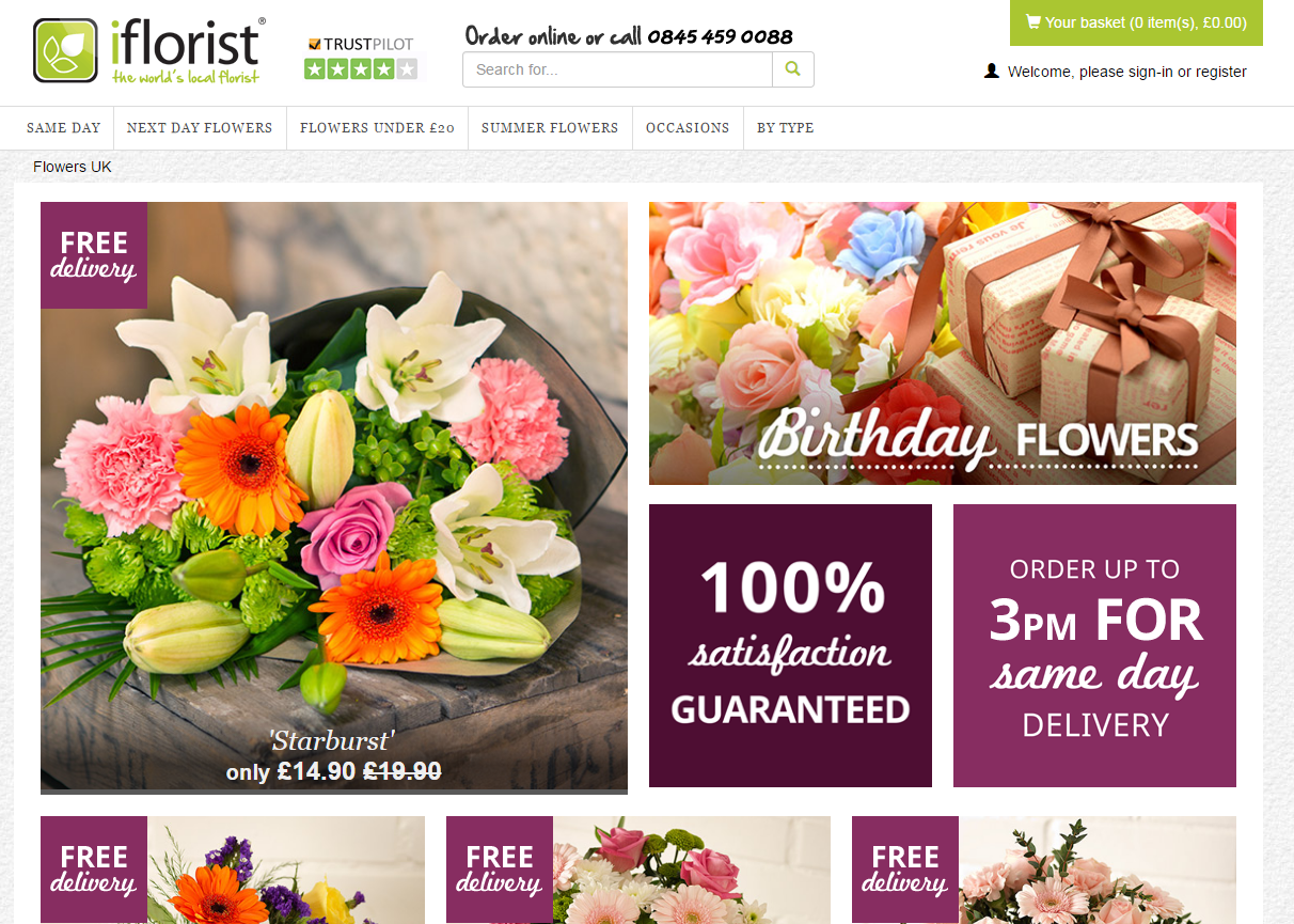Get Iflorist Coupons And Promo Code At Discountspout