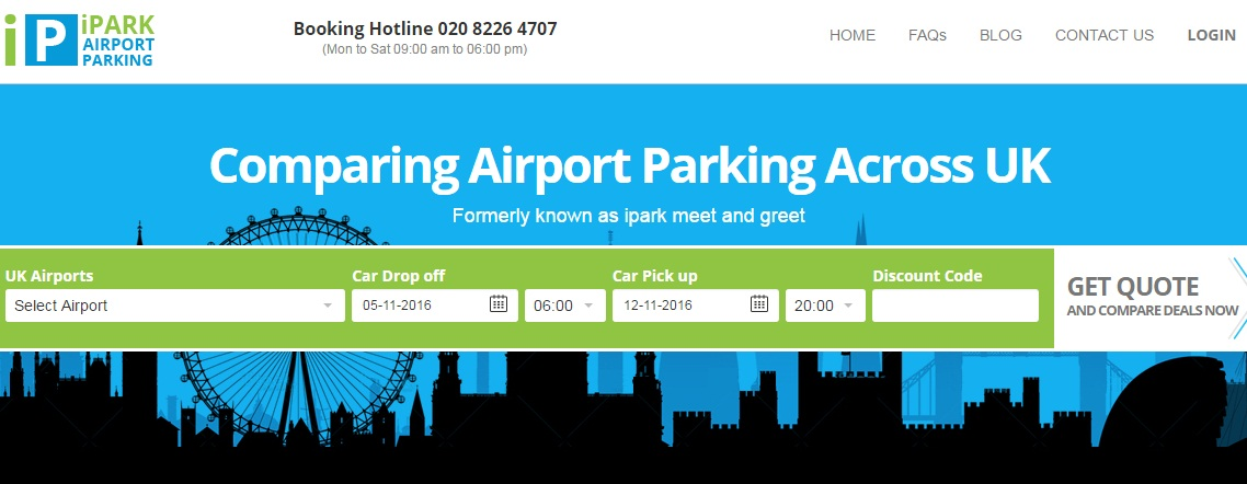 Get ipark airport parking coupons and promo codes at discountspout how ipark airport parking coupon codes and deals work m4hsunfo