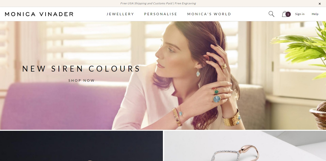 Monica Vinader Voucher & Promo Codes December Monica Vinader jewellery is for those looking for something different. Founded in , the luxury jewellery brand offers contemporary and wearable pieces guaranteed to make a statement.