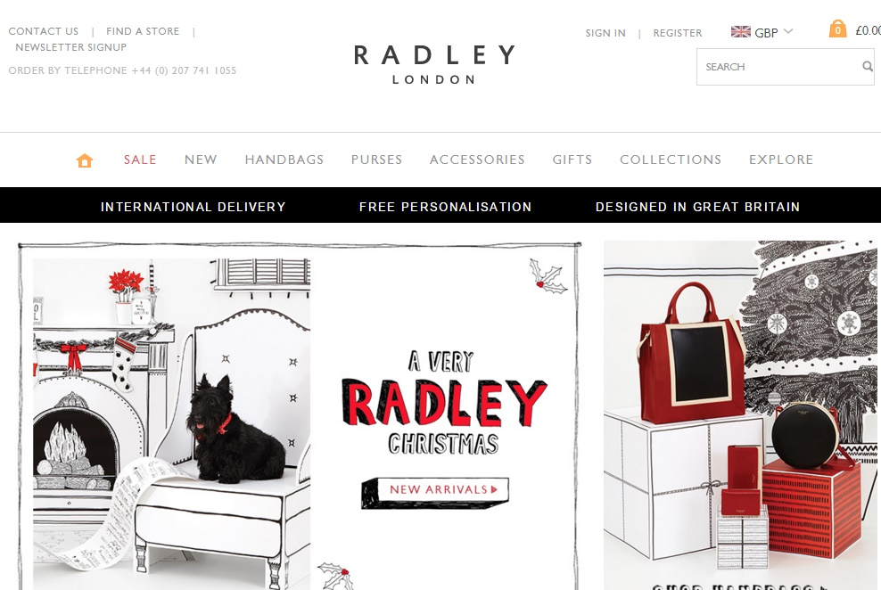Discounts average $24 off with a Radley London UK promo code or coupon. 50 Radley London UK coupons now on RetailMeNot.