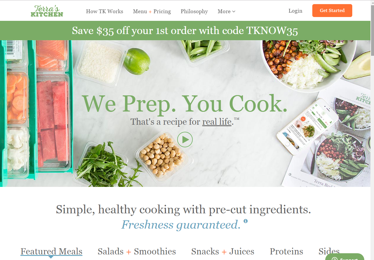 TERRAS KITCHEN Coupons and Promo Codes