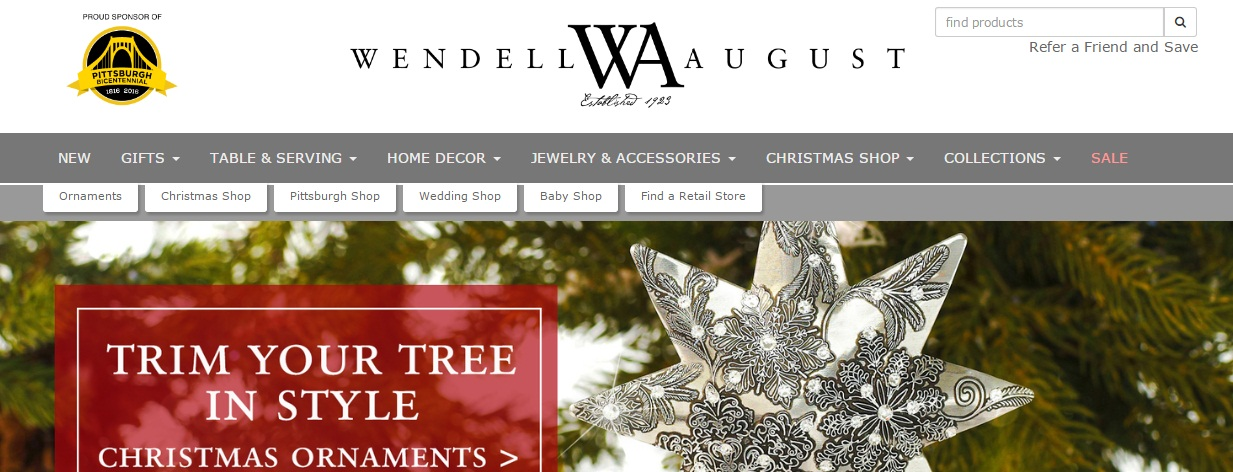 Discounts average $11 off with a Wendell August promo code or coupon. 50 Wendell August coupons now on RetailMeNot.